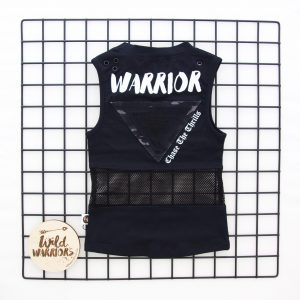 Warrior Muscle Tee