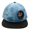 Denim Stonewash Snapback || LIMITED EDITION
